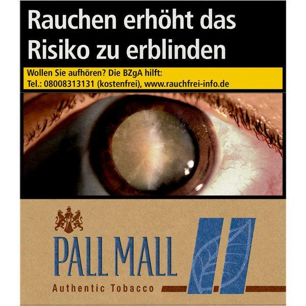 Pall Mall Authentic Blue 33 ST