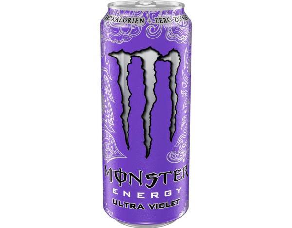 Monster Zero Ultra Violet 0,5 l