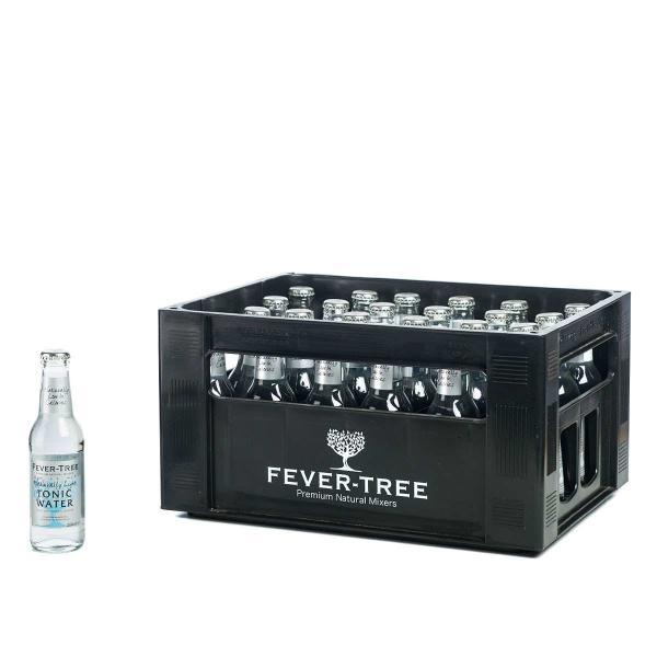 Fever Tree Tonic light 24x0,2 l (Mehrweg)