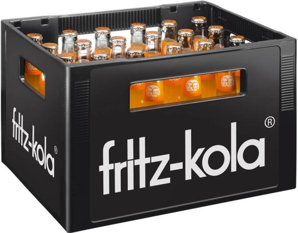 Fritz Orange 24x0,33 l (Mehrweg)