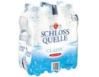 Schloss Quelle Classic 6x1,5 l PET (Einweg)