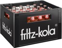 Fritz Bio Rhabarberschorle 24x0,33 l (Mehrweg)