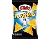 Chio Tortillas Salted 125g