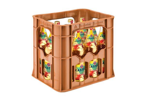 Kastell Apfelschorle 12x0,7 l (Mehrweg)