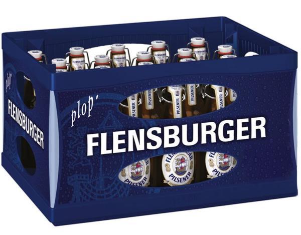 Flensburger Pils 20x0,33 l (Mehrweg)