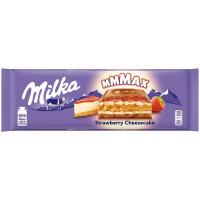 Milka Max Strawberry Cheesecake 270g
