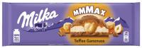Milka Max Toffee Ganznuss 300g