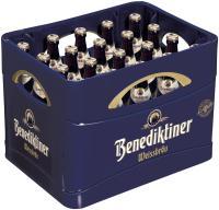 Benediktiner Weissbier 20x0,5 l (Mehrweg)