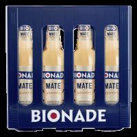 Bionade Mate Pfirsich 10x0,5 l (Mehrweg)