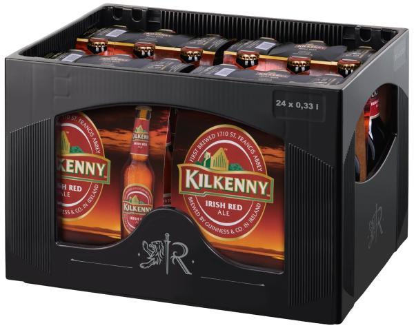Guinness Kilkenny 4x6x0,33 l (Mehrweg)