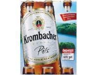 Krombacher 6x0,33 l (Mehrweg)