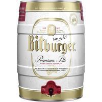 Bitburger Partyfass 5,0 l