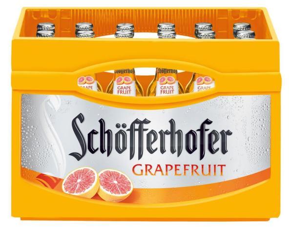 Schöfferhofer Grapefruit 24x0,33 l (Mehrweg)