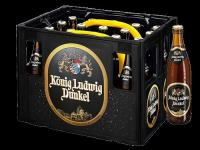 König Ludwig Dunkel 20x0,5 l