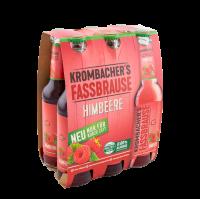 Krombacher Fassb. Himbeere 6x0,33 l (Mehrweg)
