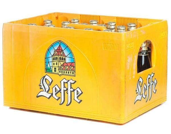 Leffe Blonde 24x0,33 l (Mehrweg)