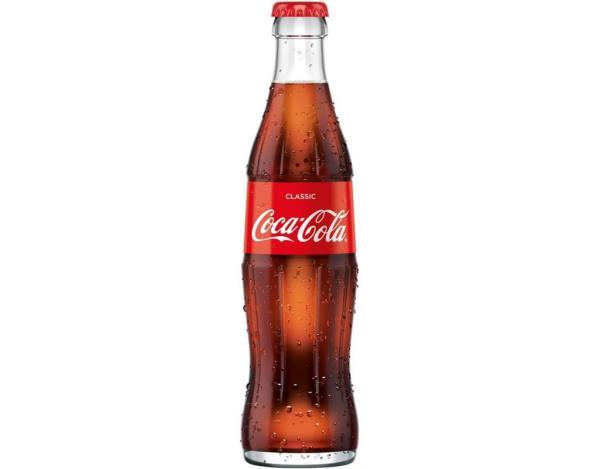 Coca Cola 0,33 l (Mehrweg)