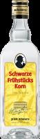 Schwarze Frühstücks Korn 32% 0,7 l
