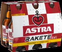 Astra Rakete 6x0,33 l (Mehrweg)