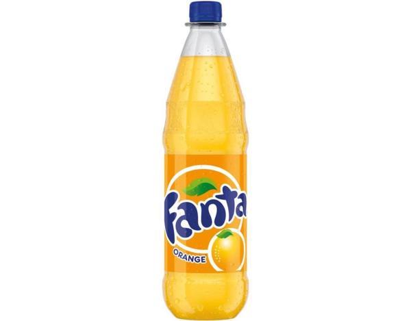 Fanta 1 l (Mehrweg)