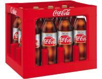 Coca Cola Koffeinfrei Zuckerfrei 12x1 l (Mehrweg)