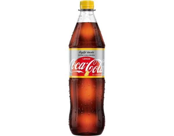 Coca Cola Light Lemon 1 l (Mehrweg)