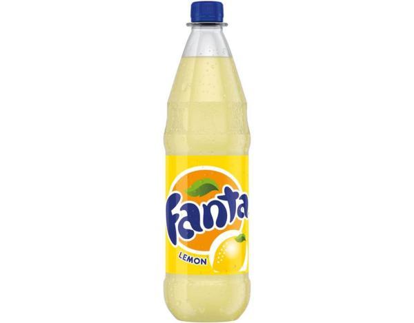 Fanta Lemon 1 l (Mehrweg)