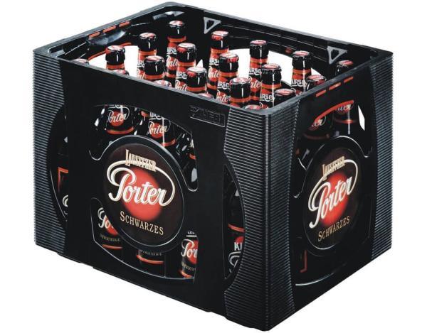 Lausitzer Porter Kirsch 20x0,5 l (Mehrweg)