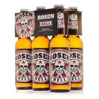 Hosen Hell 6x0,33 l