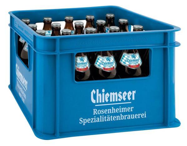 Chiemseer Hell 20x0,5 l (Mehrweg)