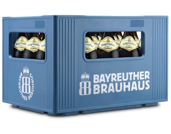 Bayreuther Hell 20x0,5 l (Mehrweg)
