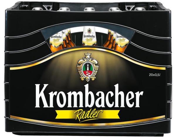 Krombacher Radler 20x0,5 l (Mehrweg)