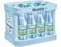 Rheinfels Medium 12x1 l PET (Mehrweg)