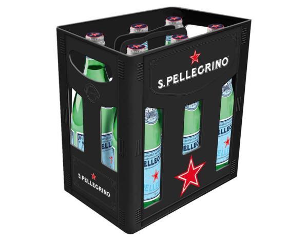S.Pellegrino 6x1 l (Mehrweg)